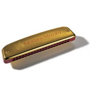 Hohner 2416/40C Golden Melody