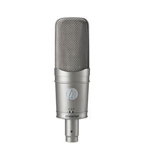 Audio-Technica AT-4047MP Kondensatormik Var.karakteristikk Studio m/AT8449