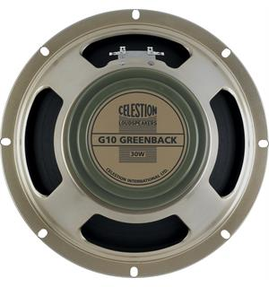 Celestion CLASSIC G10 Greenback T5646BWD 8R